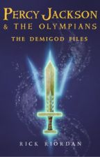 (Percy Jackson) Reading The Demigod Files by youdontknowmeswag