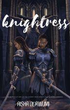 Knightress by aishabxby