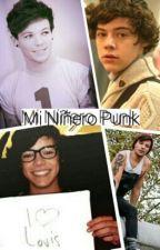 Mi niñero Punk (larry stylinson) by larryziamziallLOVE