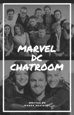 MARVEL / DC  ✦  CHATROOMS by Storm_Wolf014