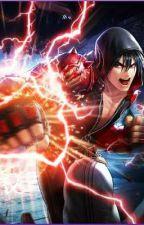 Jin the Devil of Remnant by GodofWrath19