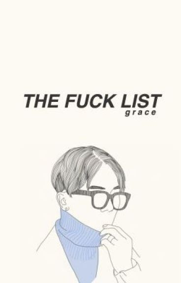 The fuck list » l.h (version française)