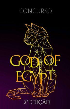 Concurso god of egypt 2° edição  by concursogoe