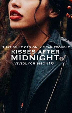 Kisses after midnight by vividlycrimson18