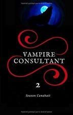 Vampire Consultant - Second Manuscrit by SeasonCanahait