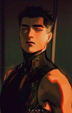 The Tomboy (Damian Wayne/Robin x Reader) by RaphieTaffie