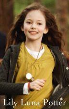 Lily Luna Potter by vforvera