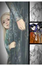 Legolas in Imladris ~ Little Legolas by feathertailsilver