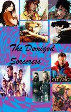 The Demigod Sorceress by saya_kaher