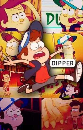 Dipper x reader one shots