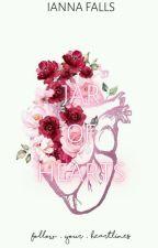 Jar of Hearts by IannaFalls15