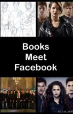 Books Meet Facebook by NerdySwimmer1650