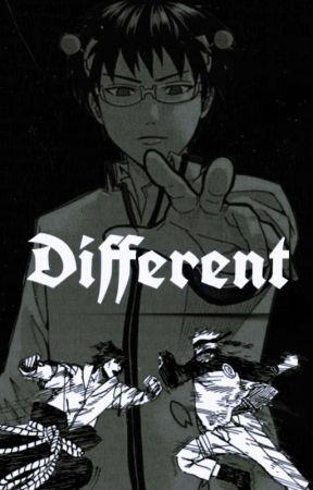 Different | Naruto x Saiki k by Bangtans-pabo