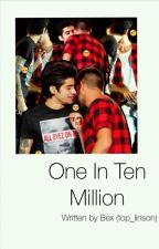 One In Ten Million by ohziamm
