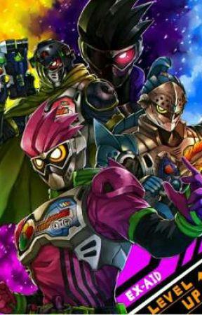 Kamen Rider Ex Aid X Hyperdimension Neptunia Oc Brave Wattpad