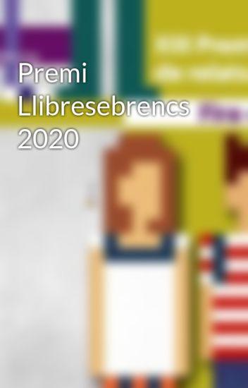 Premi Llibresebrencs 2020