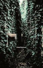 treacherous // 𝘫𝘰𝘩𝘯 𝘮𝘶𝘳𝘱𝘩𝘺 ✓ by xsparrows