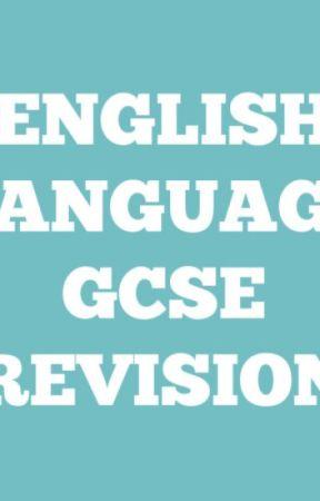Revision - English Language by GabriellaDaGeek