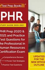PHR Study Guide 2020-2021 [PDF] by Test Prep Books by dafyfaja33401