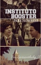 """INSTITUTO BOOSTER PARA HOMBRES"" /Larry Stylinson/ by samanthabg_18"