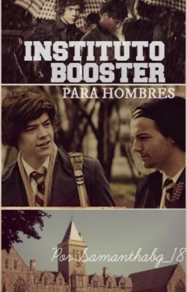 """""""INSTITUTO BOOSTER PARA HOMBRES"""" /Larry Stylinson/"""