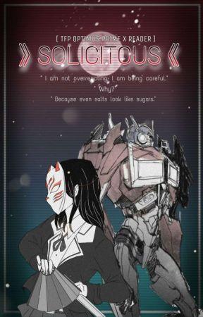 》Solicitous《TFP Optimus Prime X Reader by YukiYasuko2