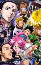 The Gaming Hunter (Hunter X Hunter Gamer fanfic) by Saiibu