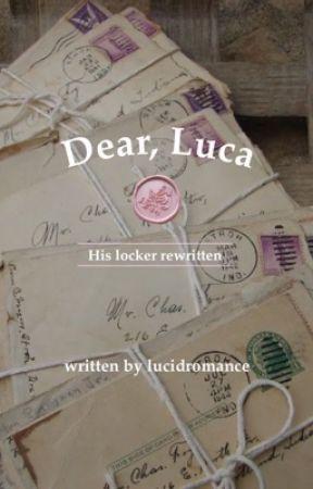 Dear Luca by lucidromance