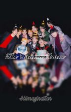 [COMPLETED] Dorm-mates With 11 Boys [THE BOYZ] Fan Fiction by BESTbaebbi