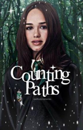 Counting Paths ➸ Sirius Black by padfootprophecies