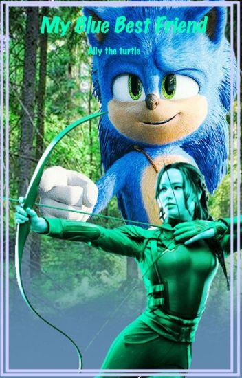 My Blue Best Friend Movie Sonic X Reader Ally The Nerdy Artist Wattpad
