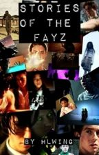 Stories of the FAYZ (The Gone Series) ~completed~ by hlwing