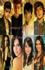 Campus Heartthrob ♥ Rock star Princess. (REVISING) by Alistarille