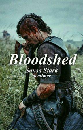 Bloodshed °Sansa Stark by demimcr