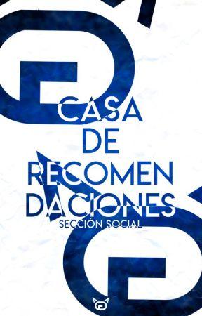 Casa de recomendaciones by CasaDeLosGatos