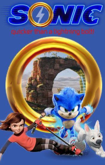 Sonic Quicker Than A Lightning Bolt Soundbreaker1235 Wattpad
