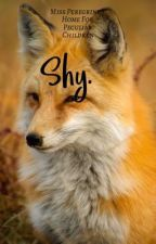 Shy (A FanFiction about Miss Peregrines Peculiar children) by MaeStorm