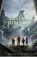 Welcome to Jumanji - a V.F. story by 2manyships2sail
