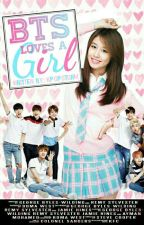 BTS LOVES A GIRL by k-popstorm