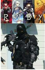 Team RWBY's Hunter (rwby x the division hunter oc) by bigfunguschungus