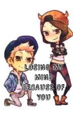 Losing My Mind Because Of You (KryBer Fanfic) by BaebySoda