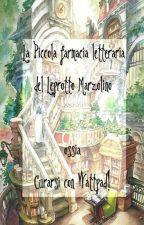 La Piccola farmacia letteraria del Leprotto Marzolino by magicartist2018
