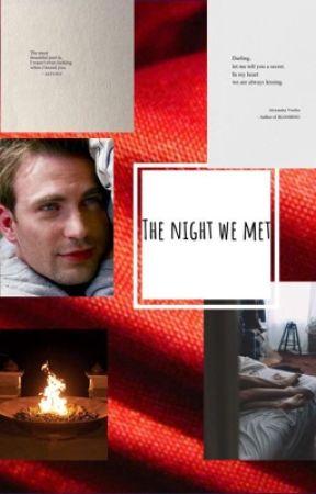 The night we met  by spnmarvel1994