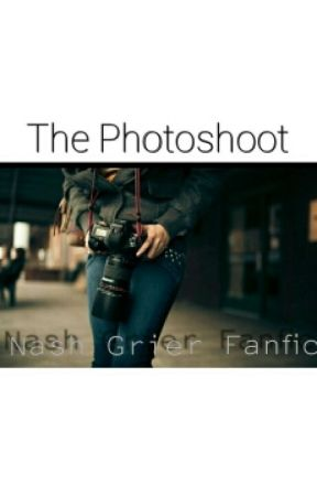 The Photoshoot by bookprodigy_