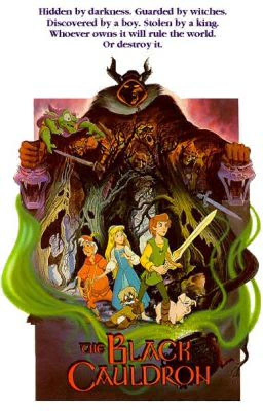 the black cauldron script by kayla900