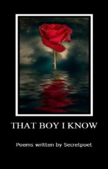 That Boy I Know
