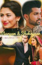 Maryam and Shehryaar by erumkhan19
