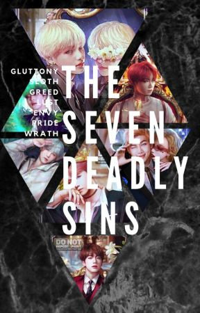 THE SEVEN DEADLY SINS by parkjiyoon_56