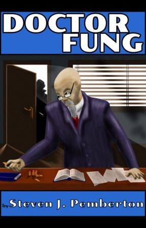 Doctor Fung and Dan Barrister by StevenJPemberton
