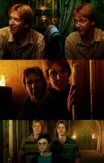 Trying to Lie (Fred Weasley fan fic)